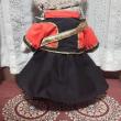 メイちゃんの、埼玉県警察/カラーガードのお洋服ができました