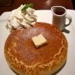 美味しいホットケーキ