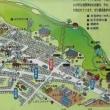 駿府御囲堤(薩摩土手)と井宮神社
