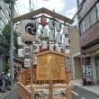 祇園祭2018    観測史上最高気温の祇園祭宵山