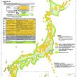 高レベル放射性廃棄物処分場候補地マップ