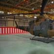 新多用途ヘリコプター 試作機 納入式
