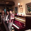 フラメンコ・ピアノ・デュオでした。