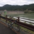デローザで青土ダム〜歴史ルート公園 鹿深の道