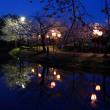 黄昏の小城公園 Ⅱ