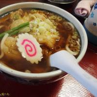 この店の肉うどん - 福島市/あさひや食堂 -