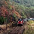 電化工事前の福知山線