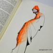 『Le Roman de La Rose(薔薇物語)』 レオノール・フィニのカラーリトグラフがおしゃれ