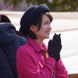 大村藩宿場まつり  大村フラワー大使・早田弥紘  2018・2・11