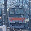 205系 【武蔵野線:府中本町駅】 2017.DEC-(3)