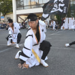 朝霞富士見町内会祭りの夏舞徒・・8