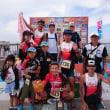 2017年伊良湖トライアスロンで長島がBタイプ総合3位、見事!!