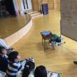 安中市立九十九(つくも)小学校での世界遺産の学校キャラバン