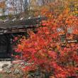 秋の乳頭温泉で休日を過ごす