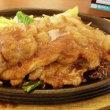 札幌でランチ(28)BISTRO JAPONAIS けやきの「しょうが焼肉定食」