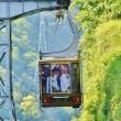 5分間の空中散歩 駕籠をイメージ、久能山へ