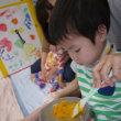 調理実習「かぼちゃの茶碗蒸し」
