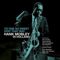 HANK MOBLEY / IN HOLLAND