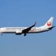日本トランスオーシャン航空 B738 FUK