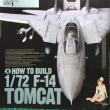 ハセガワ F-14Aの製作その1