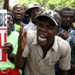 ジンバブエ ムガベ大統領 辞任 !!