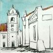 1326.パヴィアの町角