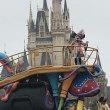 雨のディズニーパレード!