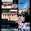 6/2(土) 次女中学 運動会