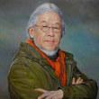 緑に囲まれて・・・「吉田肖像美術」