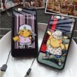 ピカチュウ IPhone7ポケモンケース ストラップ付き可愛い ミラー表面 アイフォン7 ピカチュウー カバー 子供プレゼント