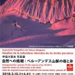 在日ペルー大使館主催「宇田川哲夫写真展 自然への挑戦:ペルーアンデス山脈の岩と氷」。