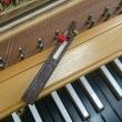 チェンバロ 弦交換 調律
