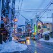 【スイーツ】雪国湯沢で南国スイーツ?タイランドキッチンのマンゴーライス。