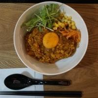 18251 SUNTRICK@富山県砺波市 6月15日 麺が替わったので辛いものに耐性の無い自分ですが激辛まぜそば食べました! 「赤鬼MAZESOBA」