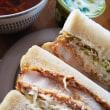 サンドイッチ!!