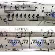 浮き雲の譜読み間違いから③ 変ホ長調→変イ長調そして楽譜