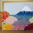 富士山と薔薇 いくつあるのかな?