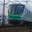 2017年11月17日 小田急 柿生 東京メトロ 16021F