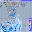 台風5号、接近中です。