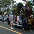 祭りの始まり子供太鼓      平井諏訪神社例大祭