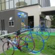 全日本自転車競技大会の準備&コースの試走