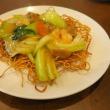 南粤美食@横浜中華街 「香港海老雲呑麺 他」