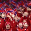 北朝鮮美女応援団(2月14日)(2)(2月14日更新)