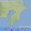 【気象庁】 1月23日00:00分、茨城県沖で最大震度2!!