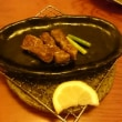 福井で夕飯