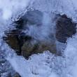 18年2/22~上松町~小野の滝~かくれ滝~氷瀑