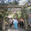 神戸市垂水区 瑞丘八幡神社の厄神祭 on 2018-1-18