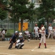 10/1 A軍 練習試合 VS  初石クーガーズ