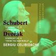 ハイレゾ配信で聴く  チェリビダッケ指揮 ミュンヘン・フィル  未完成交響曲 ・ 新世界交響曲