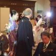 姪の結婚式に出席